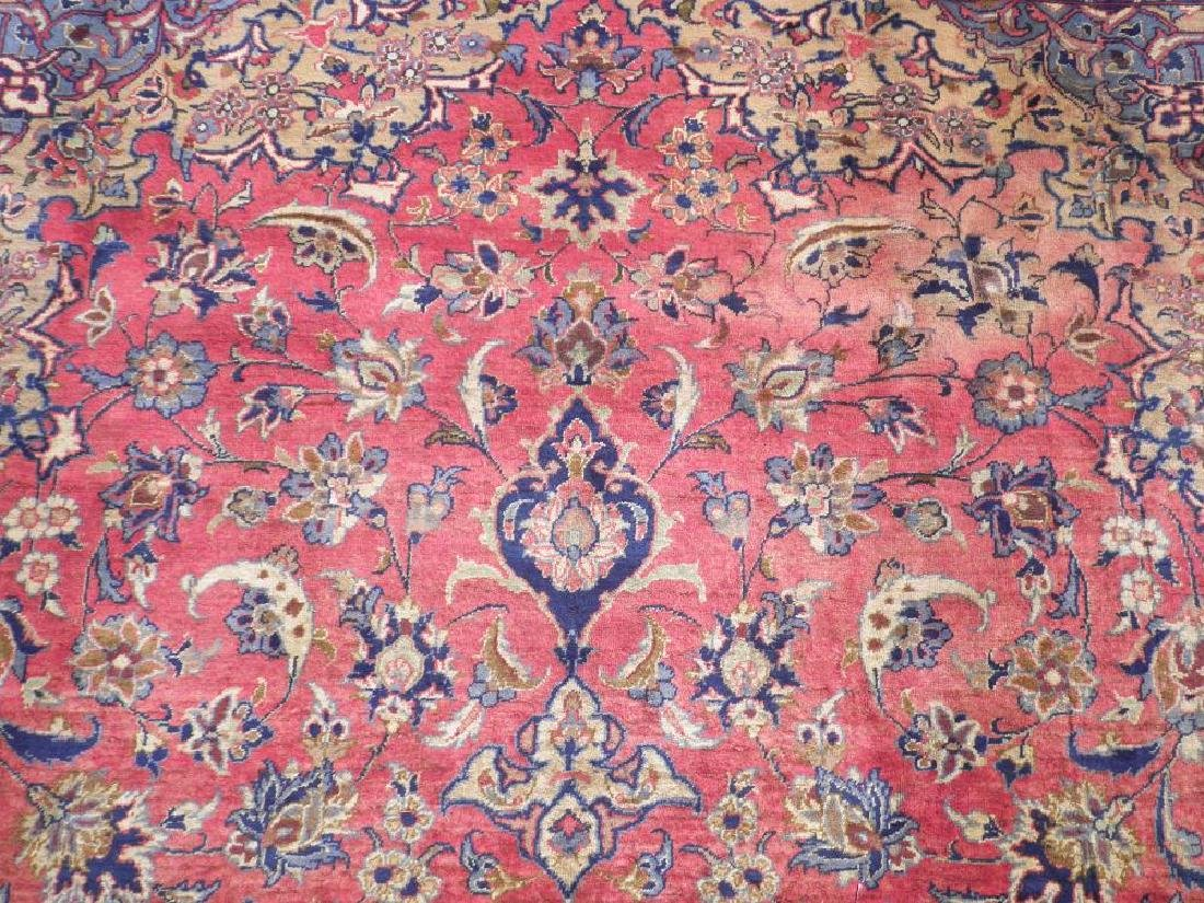 Admirable Semi Antique Persian Najafabad 14.3x10.4 - 7