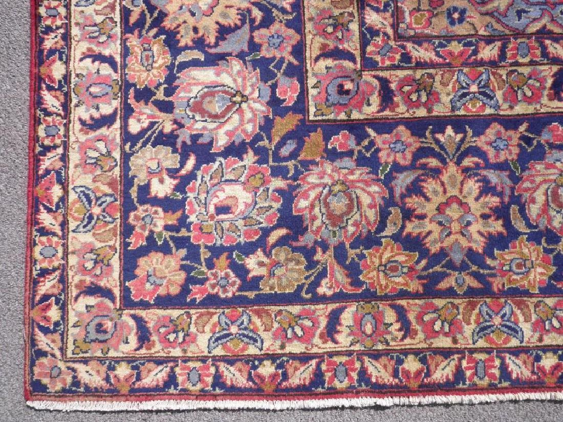 Admirable Semi Antique Persian Najafabad 14.3x10.4 - 8