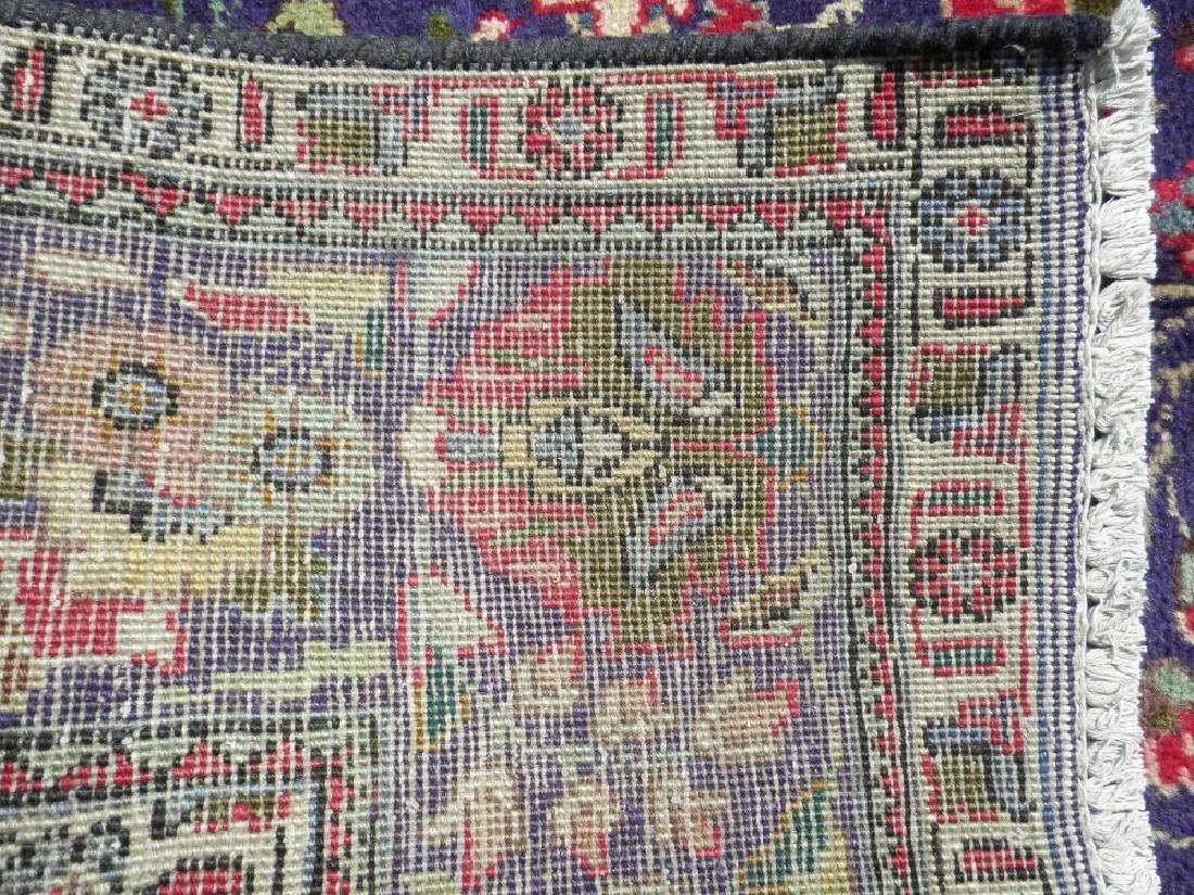 Charming/Colorful Semi Antique Persian Tabriz 10x6.8 - 6