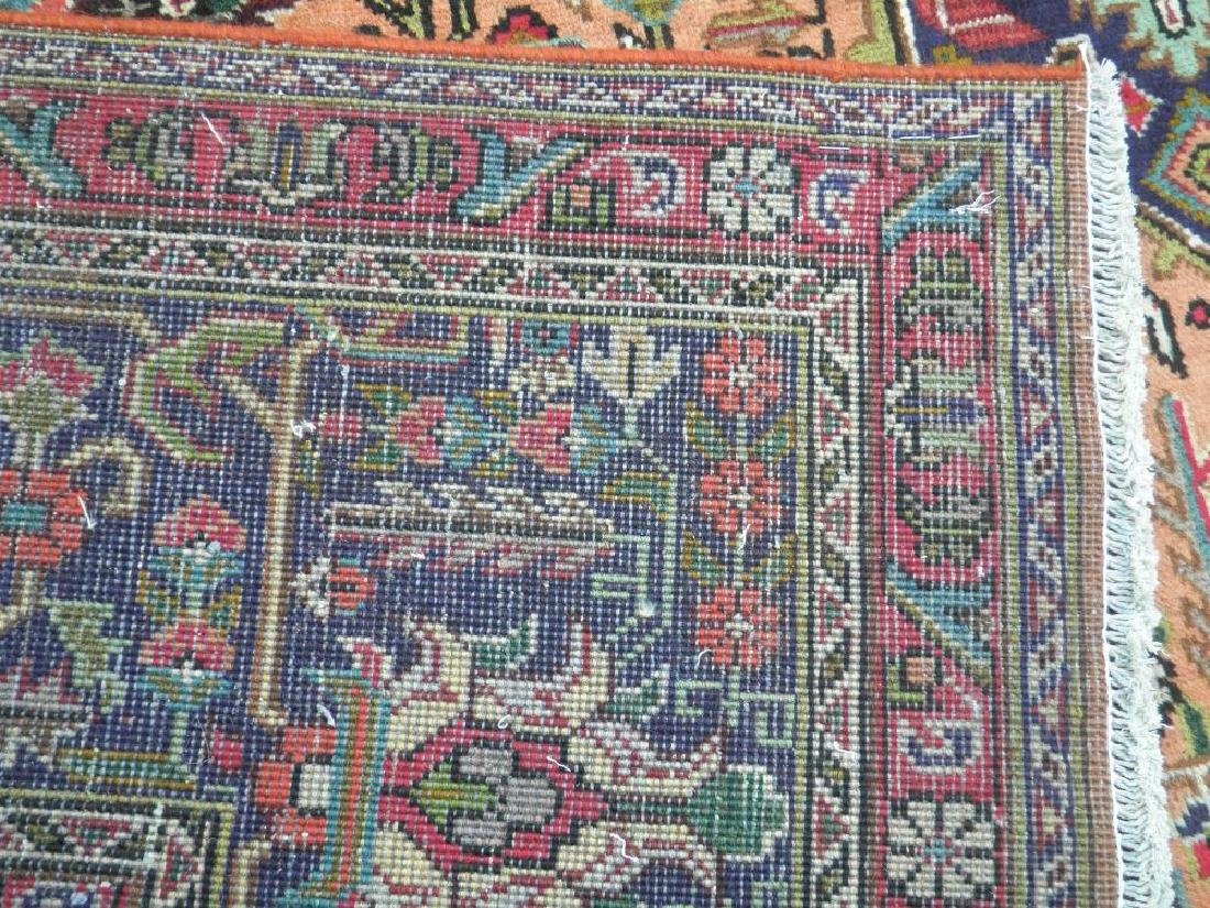 Charming Semi Antique Persian Tabriz 11.5x8.2 - 8