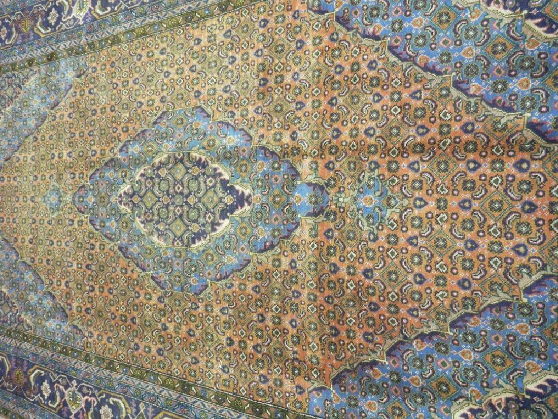 Rare Lovely Semi Antique Persian Tabriz 10.1x6.3 - 3