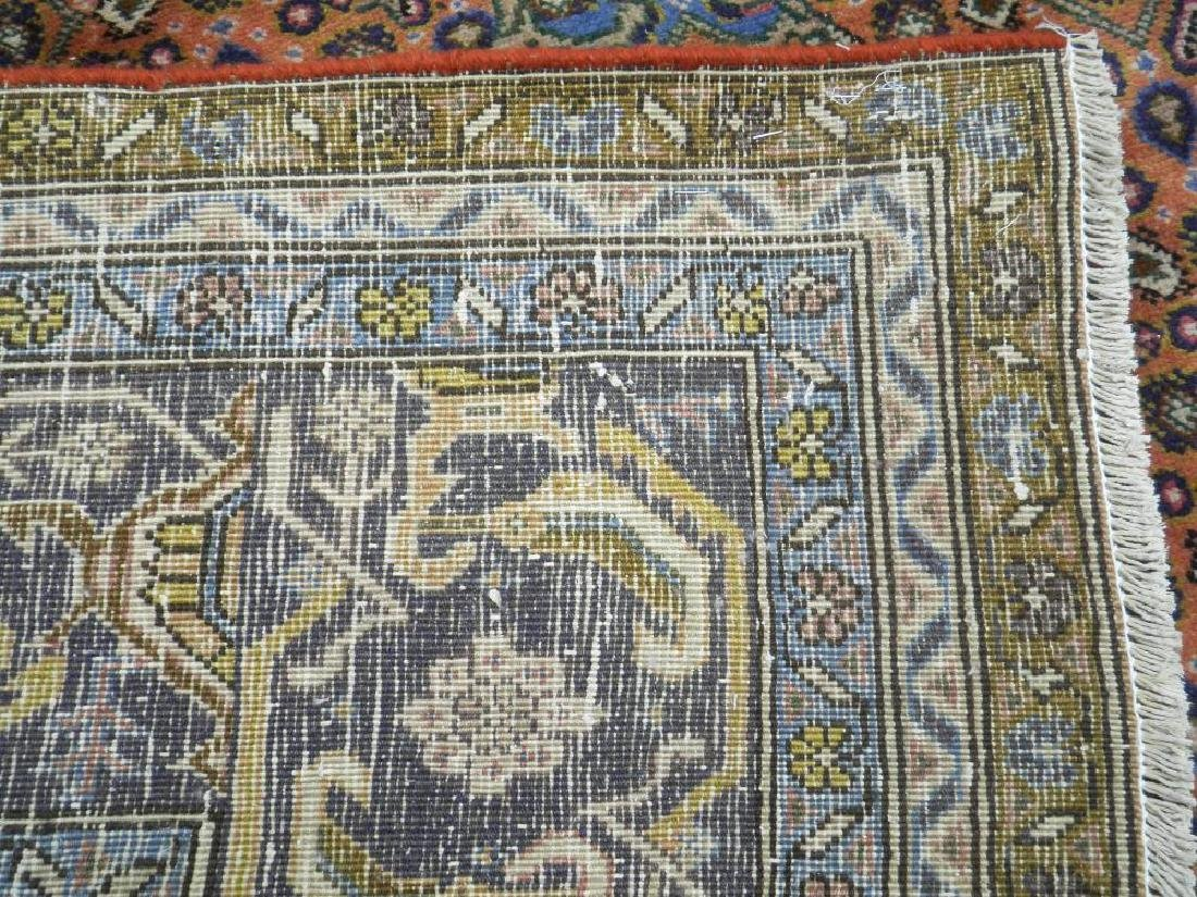 Rare Lovely Semi Antique Persian Tabriz 10.1x6.3 - 8