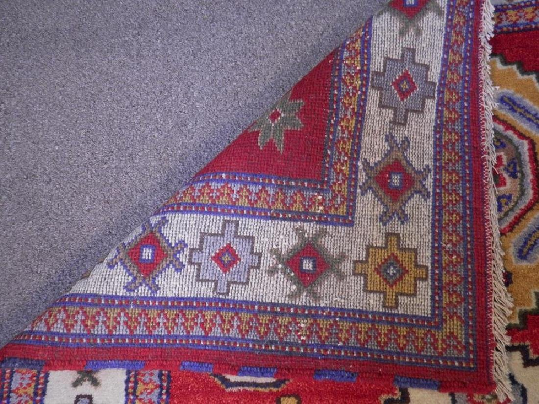 Simply Beautiful Handmade Kazak Design 4.9x6.5 - 4