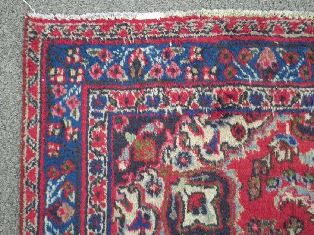 Hand Woven Semi Antique Persian Tabriz 8.5x5.9 - 7