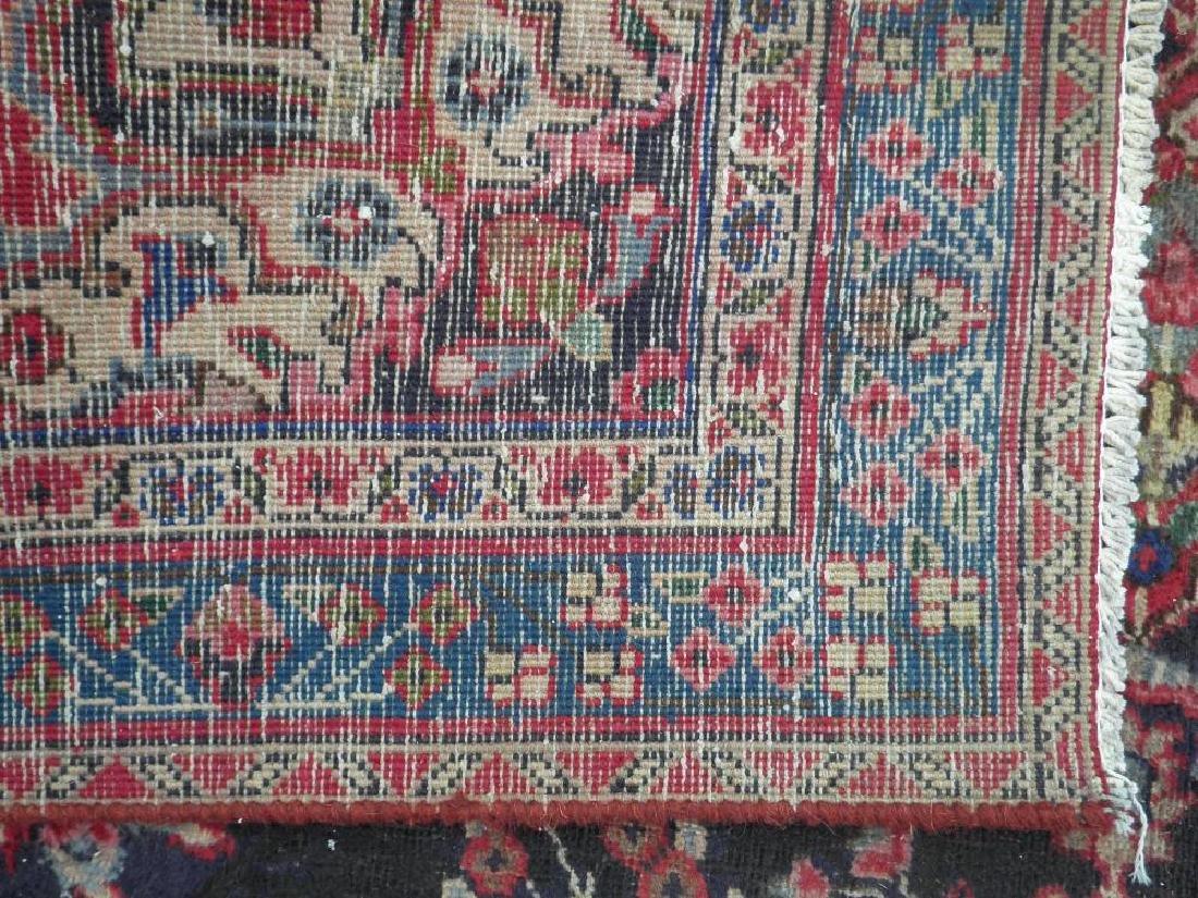 Hand Woven Semi Antique Persian Tabriz 8.5x5.9 - 8