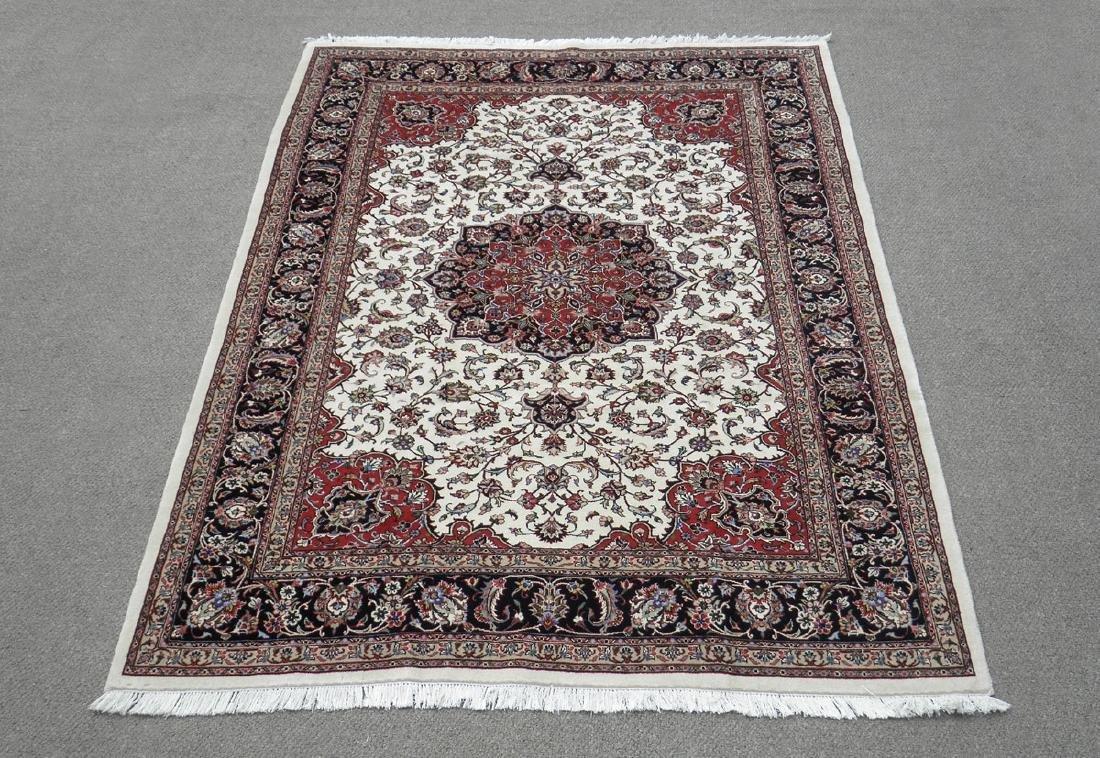 Absolutely Enchanting 50 Raj Persian Tabriz 9.4x6.8