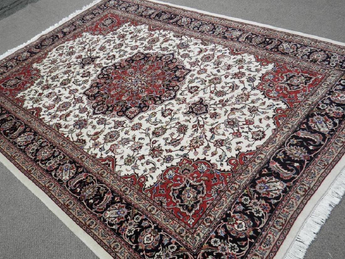 Absolutely Enchanting 50 Raj Persian Tabriz 9.4x6.8 - 2