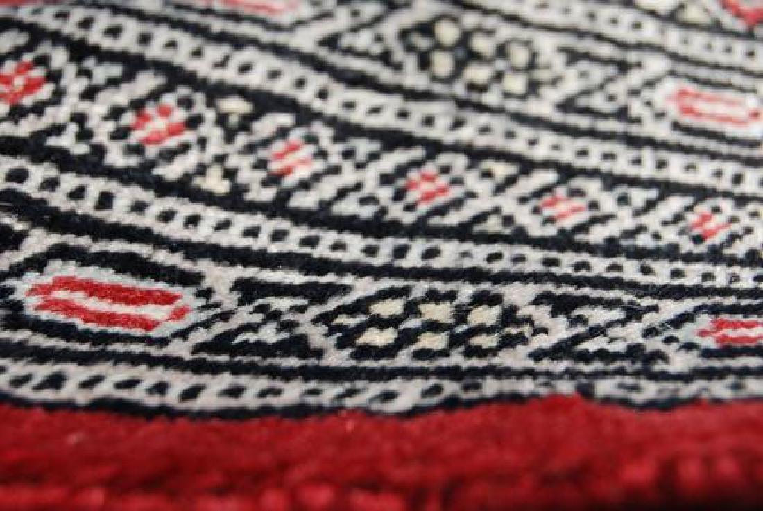 Super Quality Hand Made Fine Bokhara Rug - 6