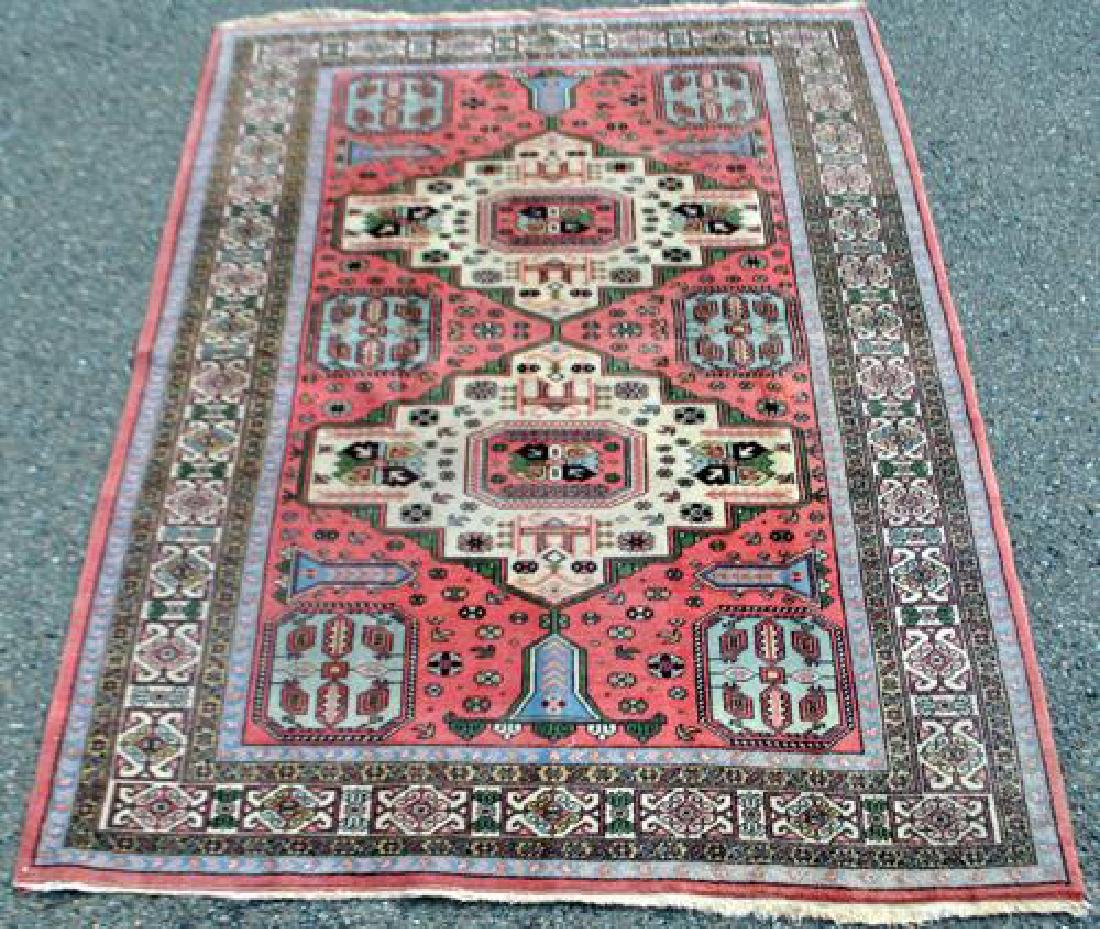 STUNNING AND CHARMING HIGH QUALITY ARDABIL RUG