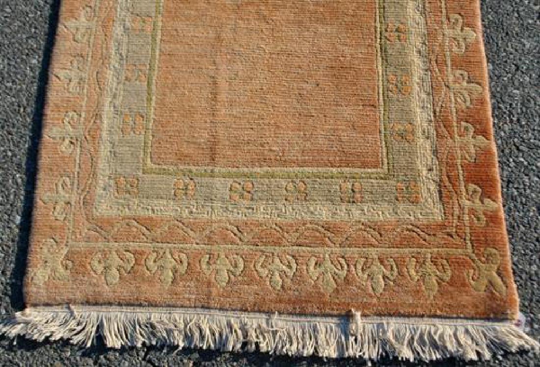 Very Beautiful Semi Antique Indo Gabbeh - 3