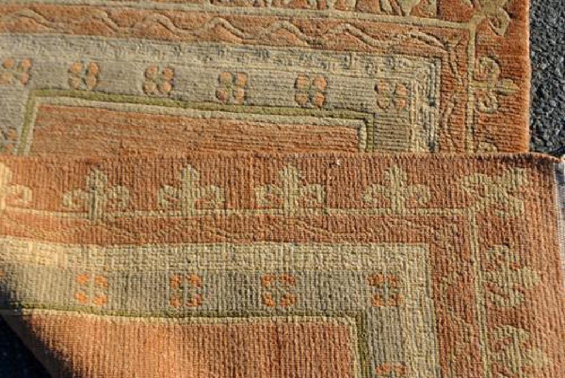 Very Beautiful Semi Antique Indo Gabbeh - 4