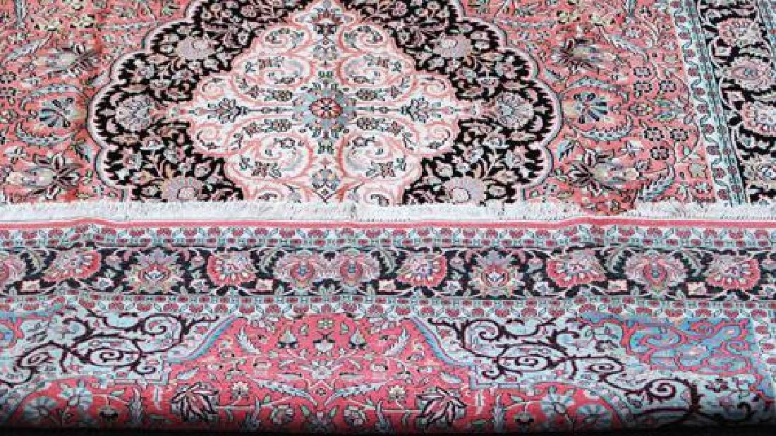 Simply Gorgeous Historical Kashan Designed Rug - 5