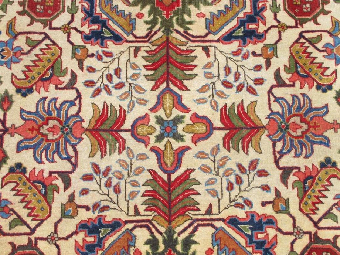 Spectacular Handmade Semi Antique Allover Persian - 3
