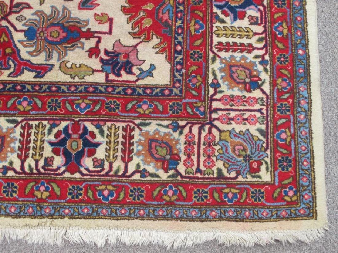 Spectacular Handmade Semi Antique Allover Persian - 4