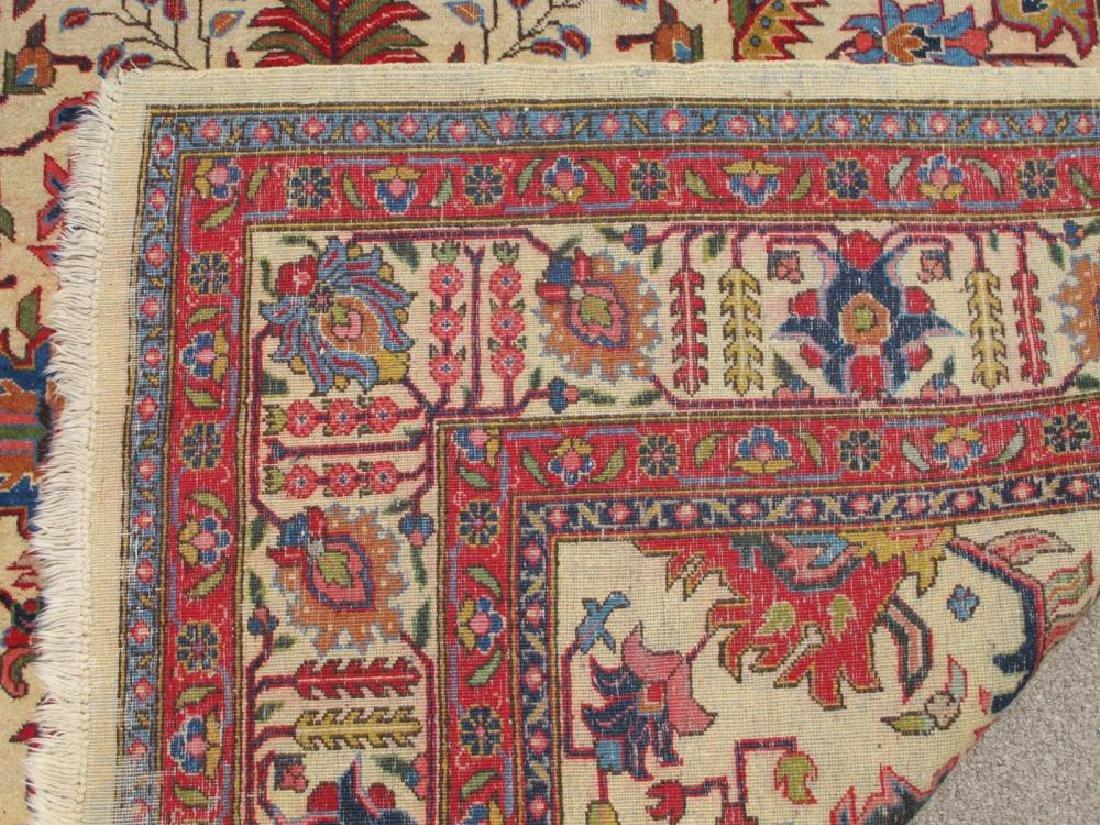Spectacular Handmade Semi Antique Allover Persian - 5
