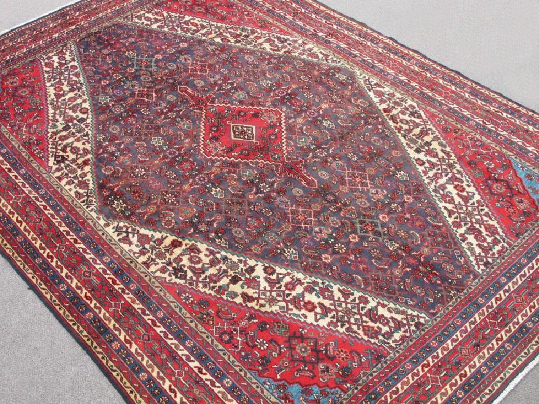 Simply Gorgeous Semi Antique Persian Hosseinabad Rug - 2