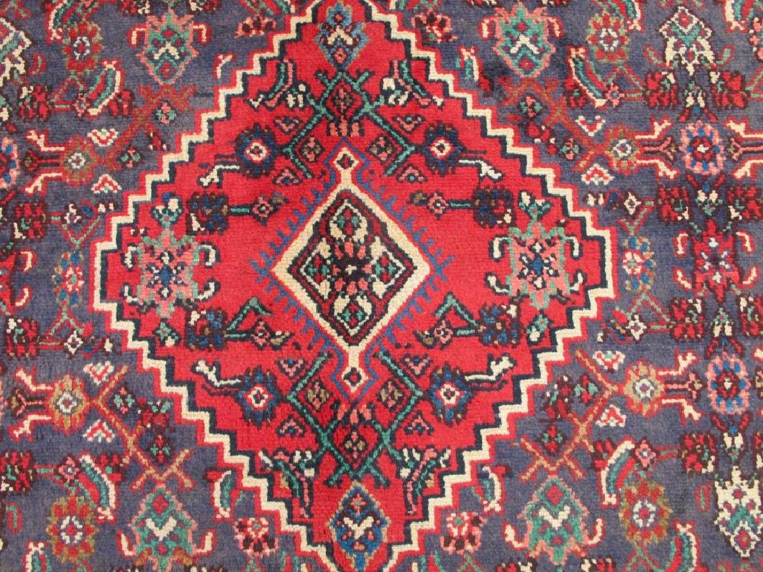 Simply Gorgeous Semi Antique Persian Hosseinabad Rug - 4