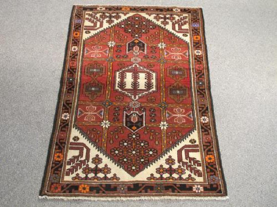 Glorious Hand Woven Semi Antique Persian Tabriz 5.4x3.4