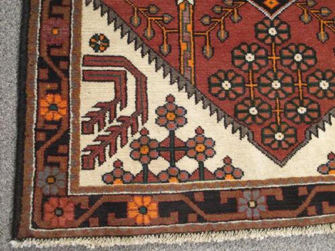 Glorious Hand Woven Semi Antique Persian Tabriz 5.4x3.4 - 3