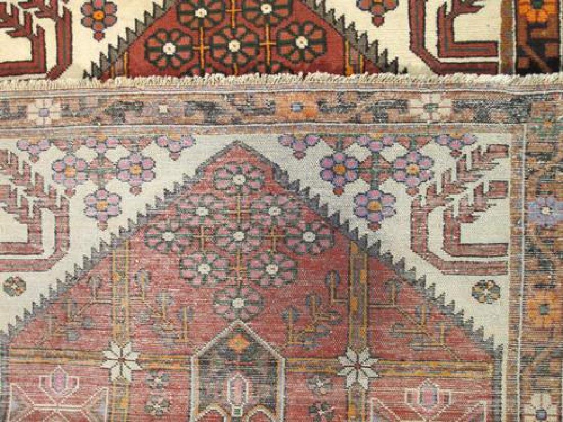 Glorious Hand Woven Semi Antique Persian Tabriz 5.4x3.4 - 5