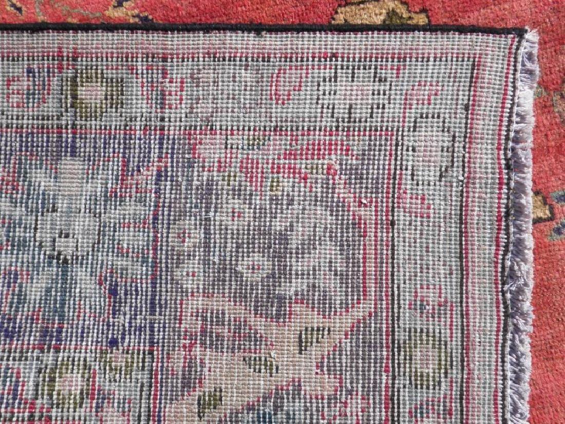 Breathtaking Semi Antique Persian Tabriz 9.5x6.6 - 6