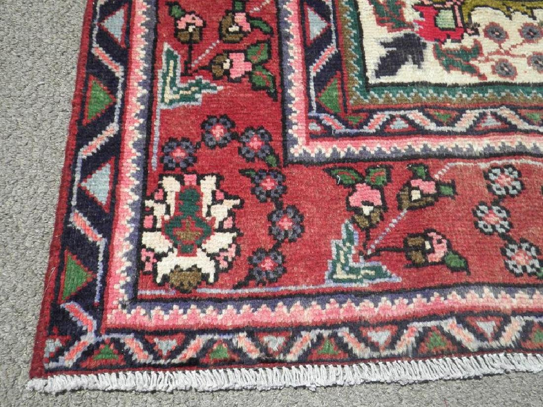 Spectacular Semi Antique Persian Tabriz 9.8x6.8 - 6