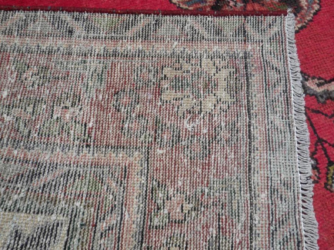 Spectacular Semi Antique Persian Tabriz 9.8x6.8 - 7