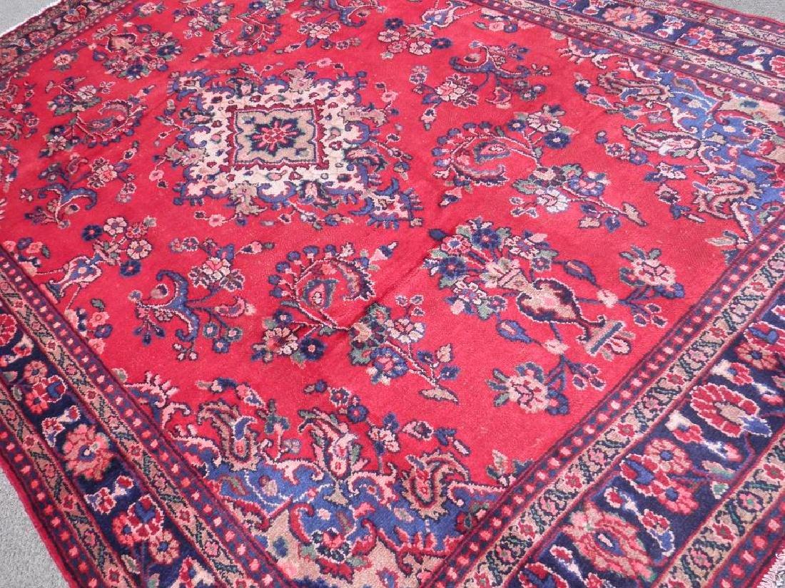 Beautiful Semi Antique Persian Hamedan 10.2x6.9 - 2