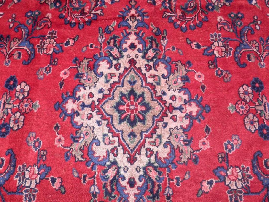 Beautiful Semi Antique Persian Hamedan 10.2x6.9 - 4
