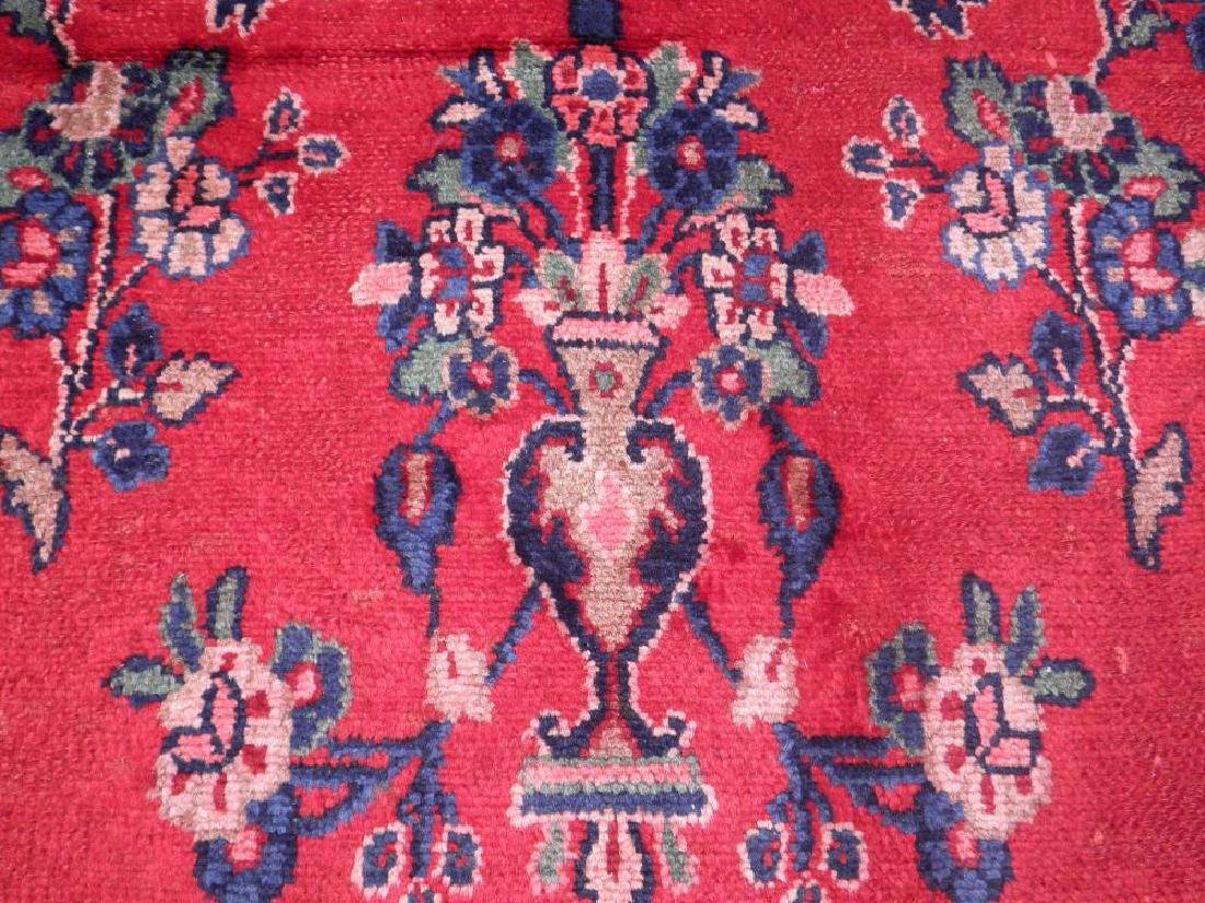 Beautiful Semi Antique Persian Hamedan 10.2x6.9 - 5