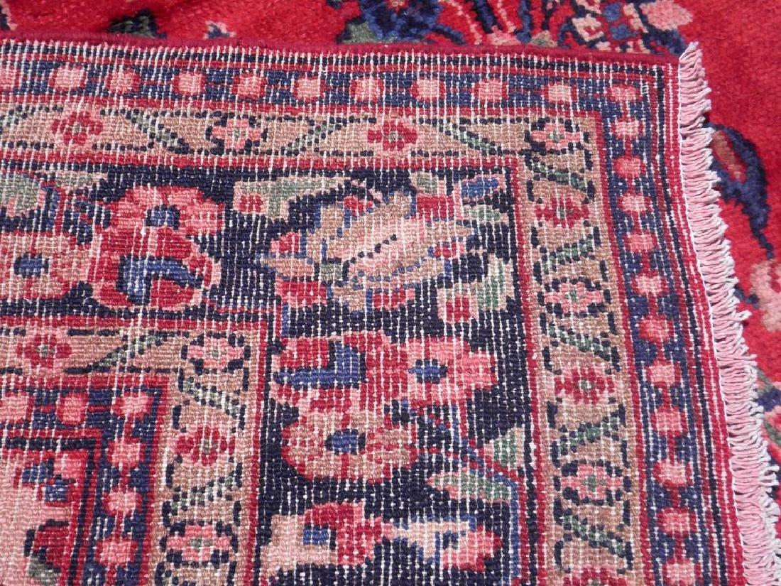 Beautiful Semi Antique Persian Hamedan 10.2x6.9 - 7