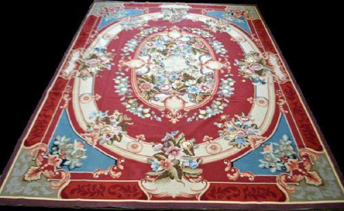 Fine Quality 17th Century French Design Tapestry 9x12