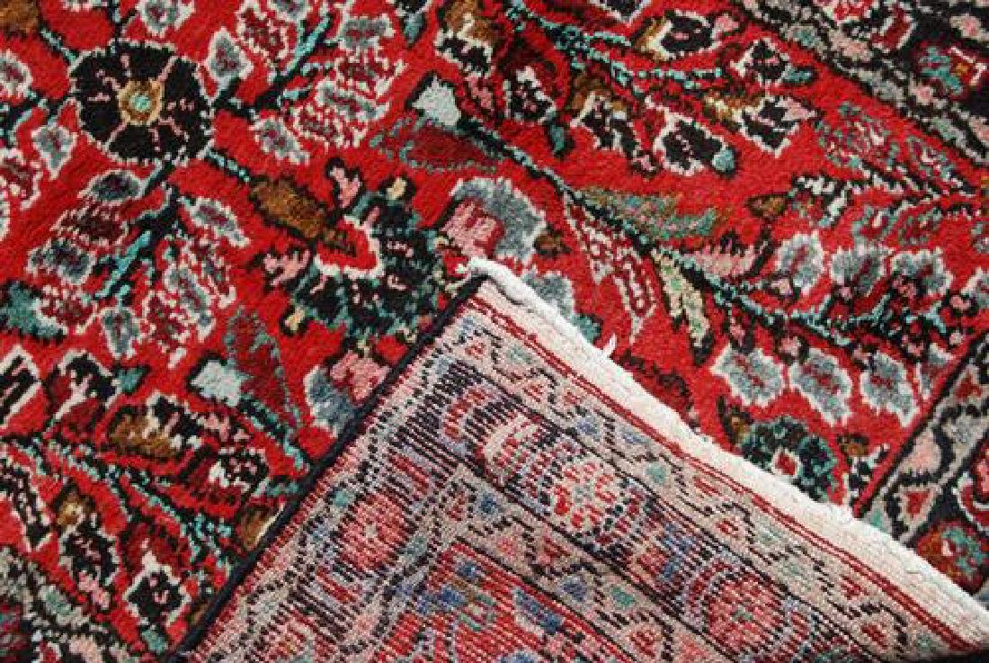 Highly Detailed Floral Design 16' Malayer Runner - 4