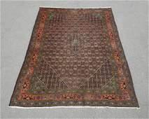 Admirable Semi Antique Persian Bidjar 9.3x6.6