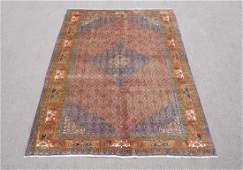 Eye Cathing Semi Antique Persian Bidjar 9.7x6.6