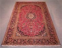 Gorgeous Semi Antique Persian Kashan 92x62
