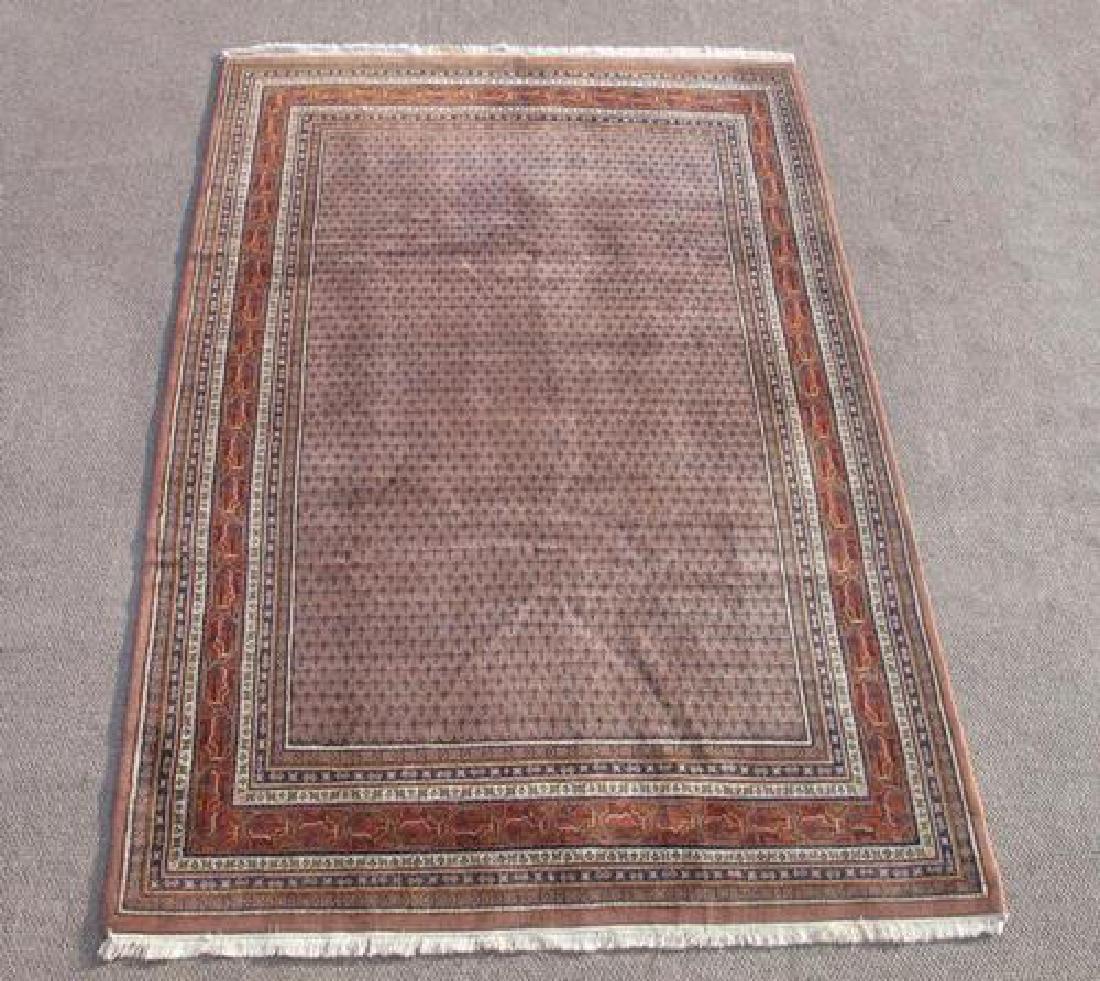 Absolutely Stunning Allover Persian Sarouk Rug
