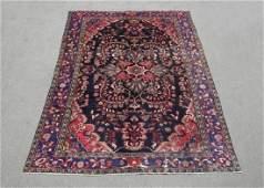 Admirable Gorgeous Antique Persian Lilian 108x7