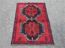 Nice Looking Semi Antique Persian Balouch 3x4.5