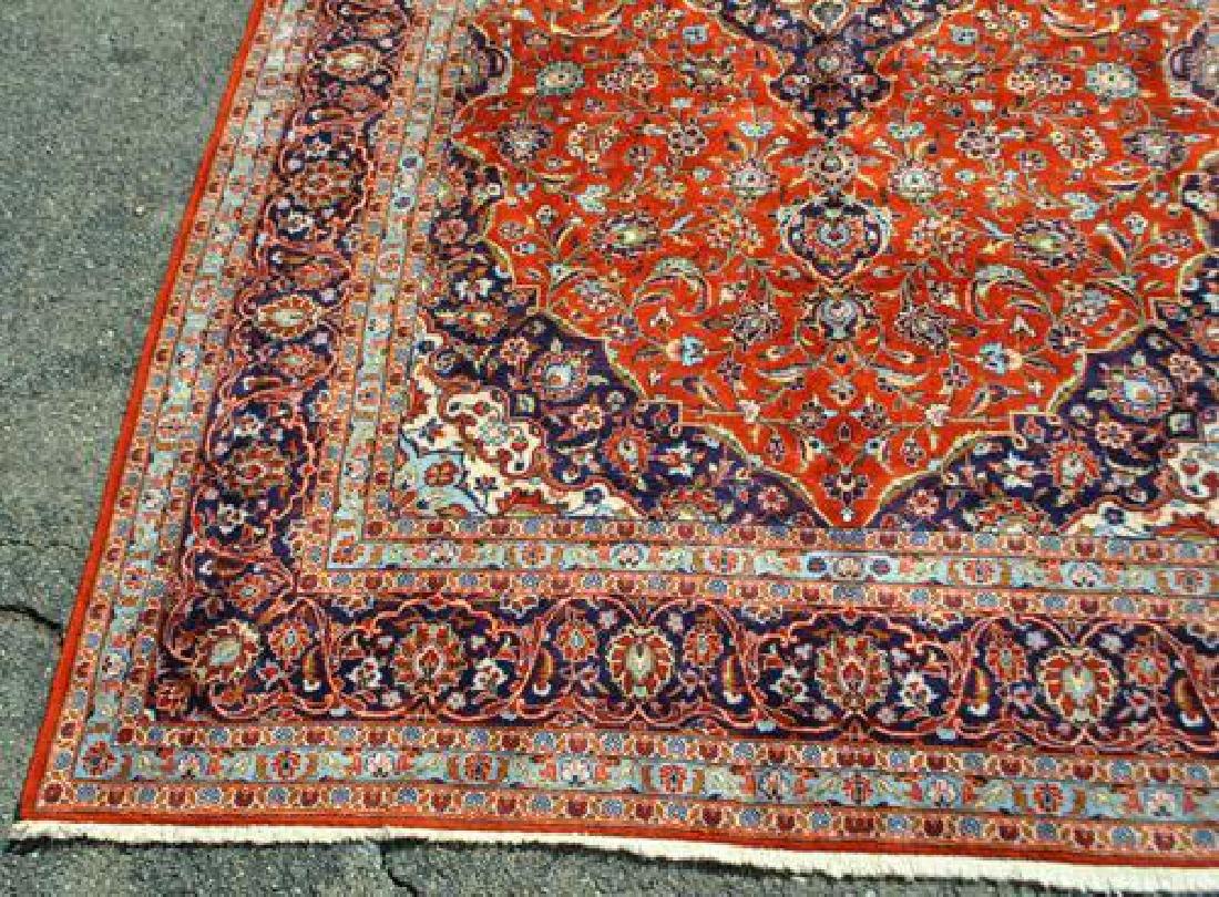 Gorgeous Hand Woven Persian Kashan 7.10x12.2 - 3