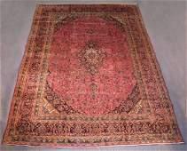 Spectacular Handmade Semi Antique Persian Kashan