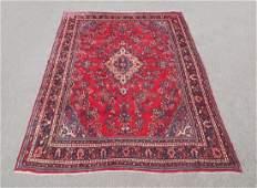Nice Looking Semi Antique Persian Hamedan 10.1x8.8