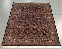 Handmade Indo Persian Design 7.10x9.11