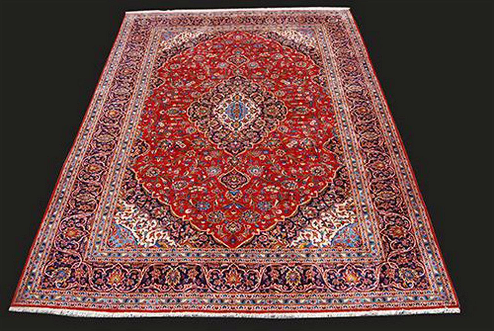 Stunning Hand Woven High Quality Persian Kashan