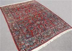 Masterpiece Room Size Antique Persian Sarouk 9x12