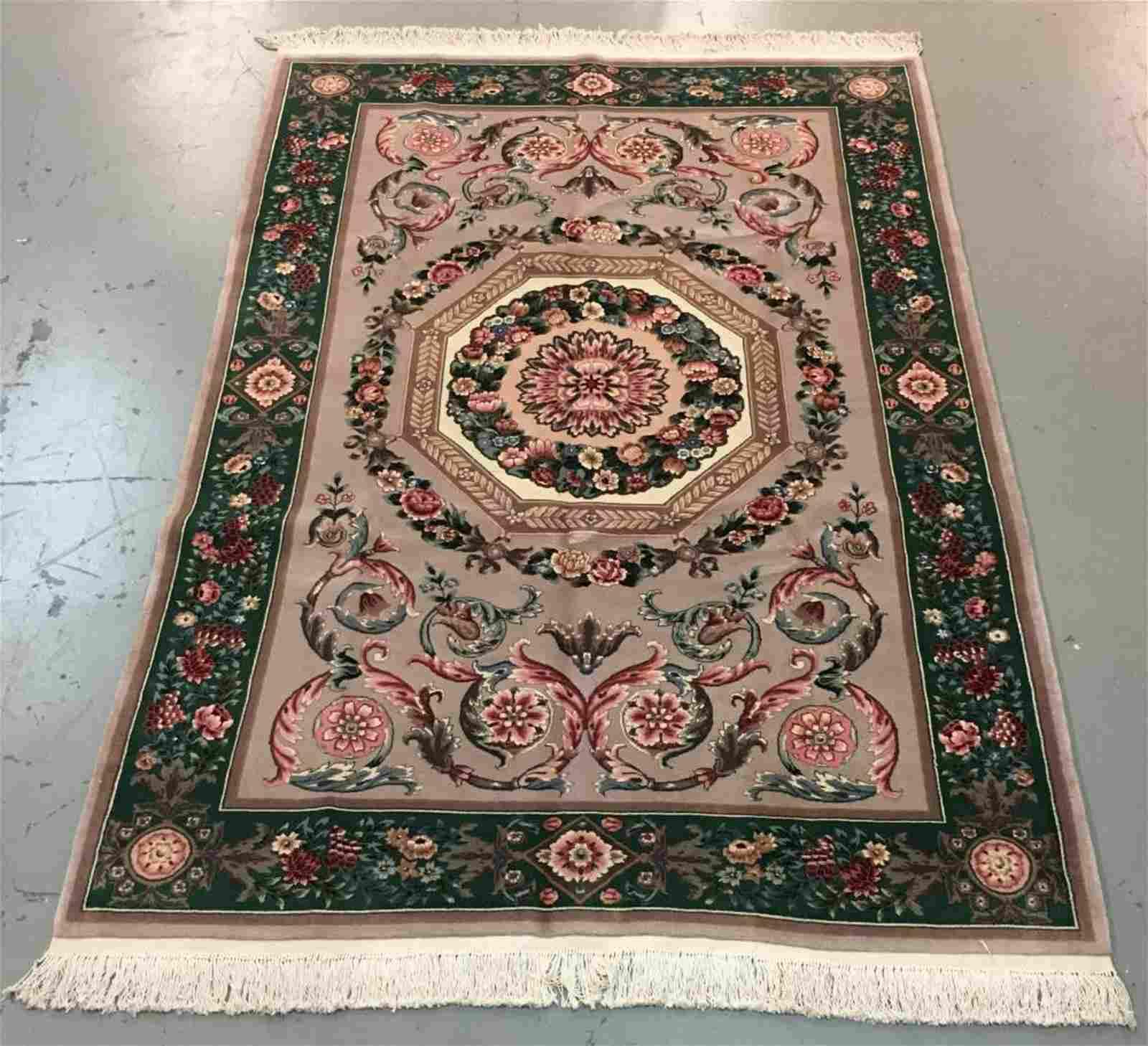 Handmade Azerbaijani Persian Design 6.0x9.0