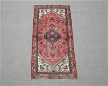 Highly Intricate Semi Antique Persian Hamadan 33x67