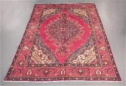Semi Antique Persian Tabriz 96x133