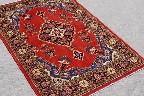 Very Gorgeous Handmade Viss Persian 5.2x7.8