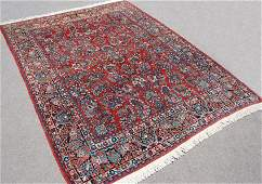 Masterpiece Room Size Antique Persian Sarouk 9x12